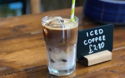 Now introducing Iced Coffee!